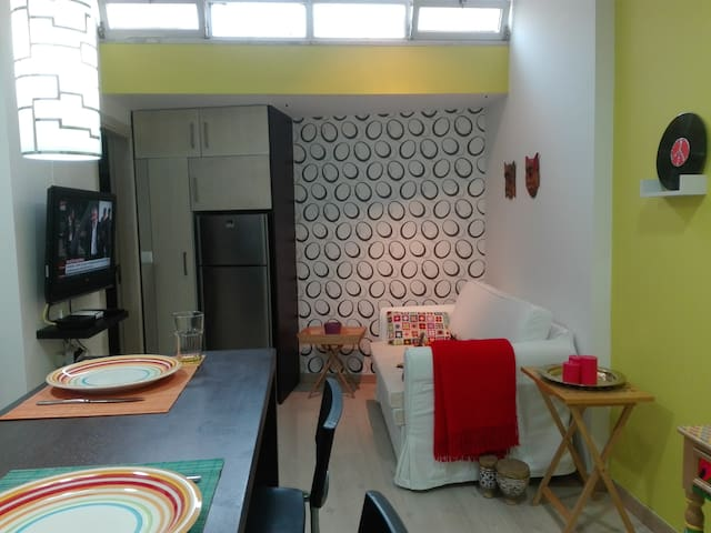 Cosy apartment ideal for two in a typical Villa - Lisboa