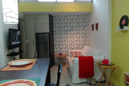 Cosy apartment ideal for two in a typical Villa - Lisboa - Apartment