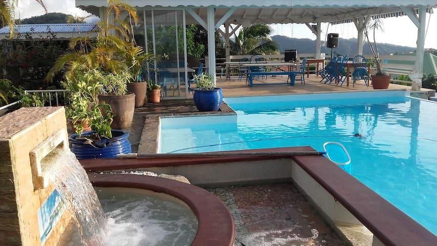 Villa Pelée - Acajou -