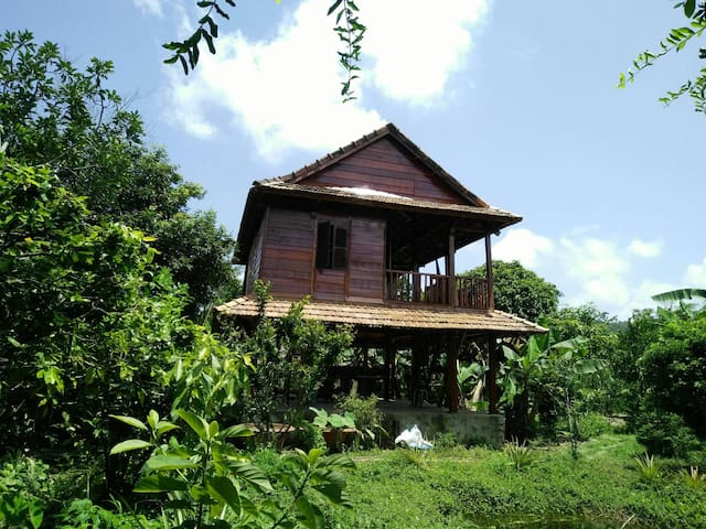 Eden Garden ( authentic homestay )