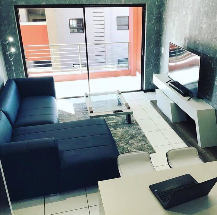 Exclusive upmarket apartment