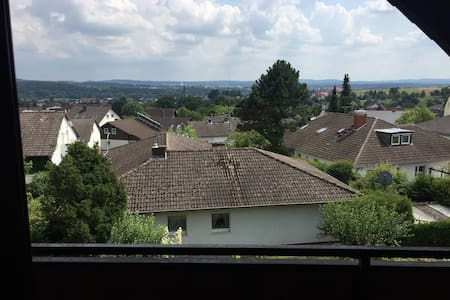 150qm flat with balcony - Wettenberg - Appartement