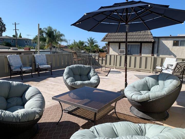 Rare San Clemente Vacation Spot