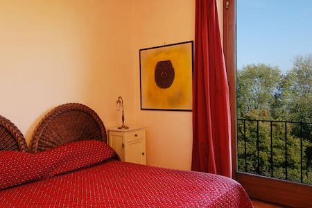 Appartamenti Orte uniti da terrazza comune - Wohnung