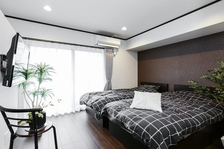 (#18-1)Luxury Room in Shinsakae-machi district