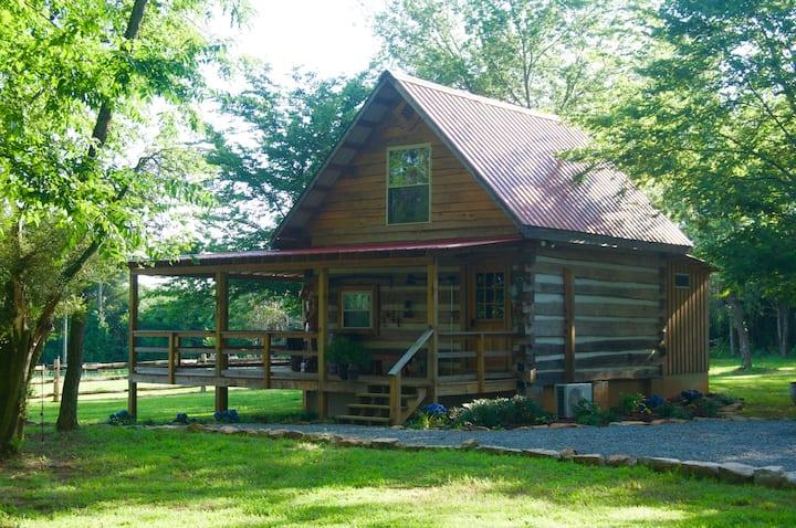 Hunter's Retreat at Springfield 1842