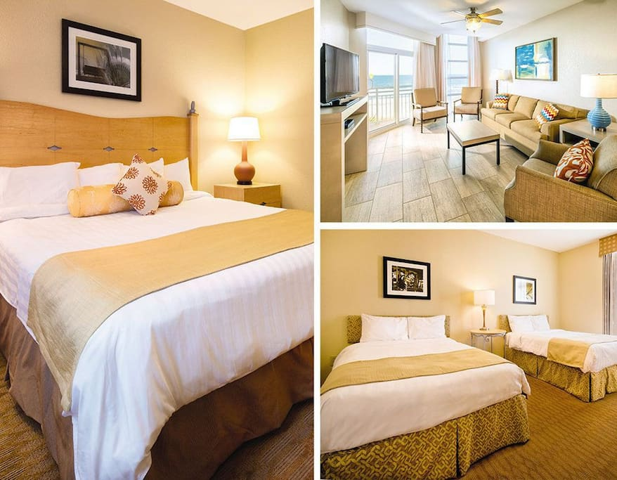 Wyndham Resort Ocean Boulevard 2 Bedroom Unit In North Myrtle Beach South Carolina United States