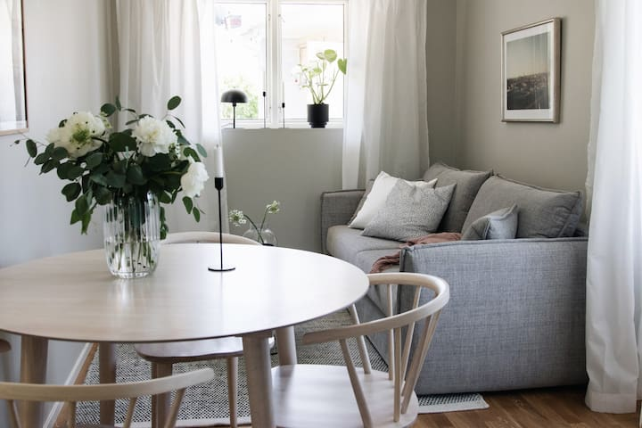 Welcome to a unique house 10 mins from the archipelago!