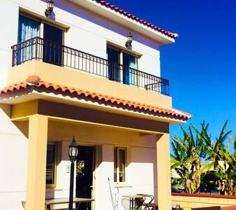 Exclusive & Beautiful pool villa 200m from beach - Paralimni - Villa