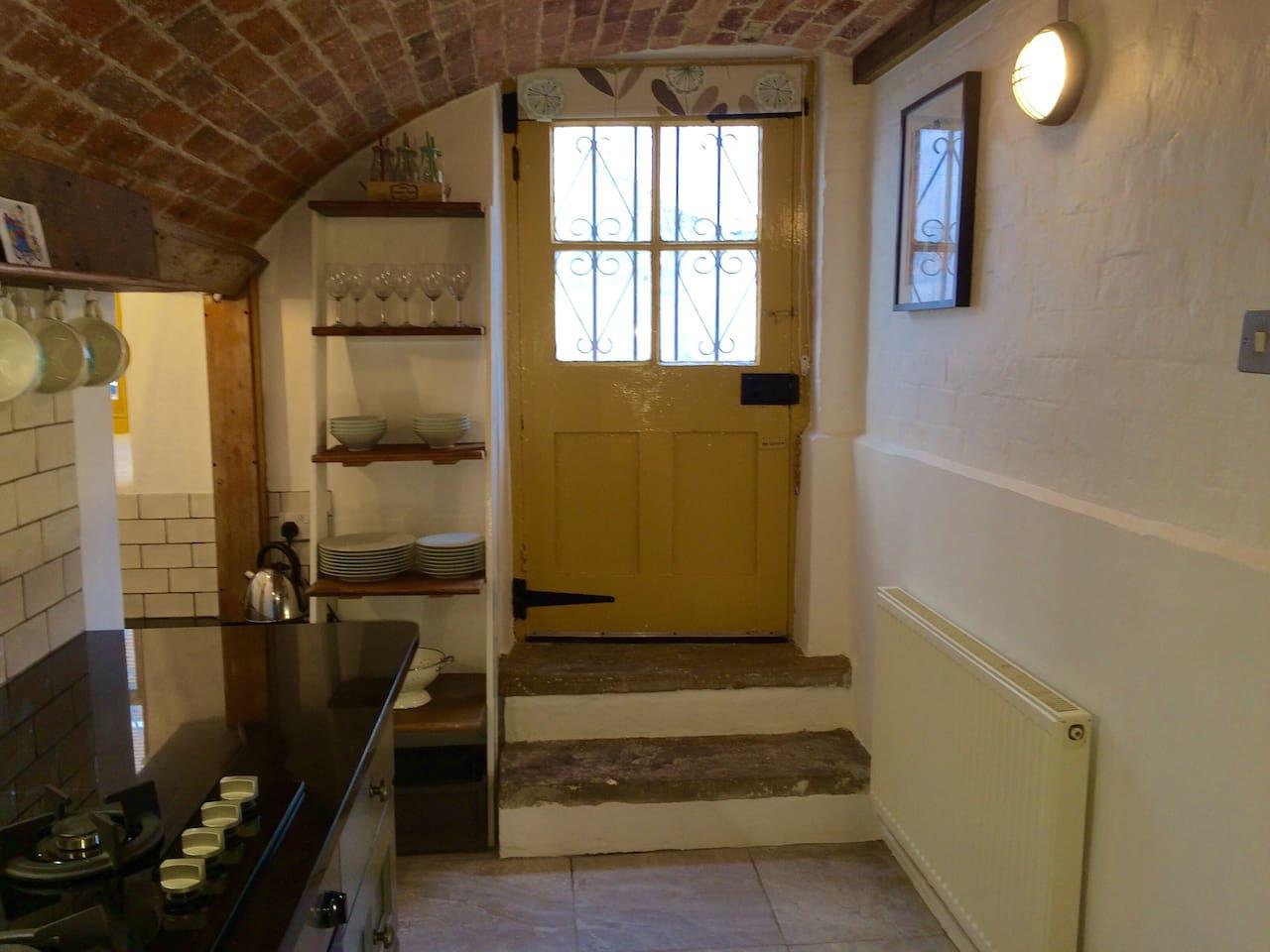 Harwood House, Scarborough sea view cottage - Häuschen zur Miete in ...