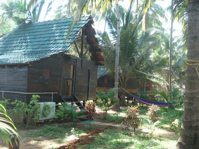 Коттедж в Ашвеме - Goa - Maison