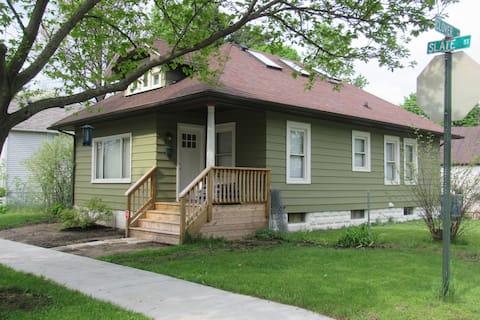 The Clover House Lake Maxinkuckee Culver Academy
