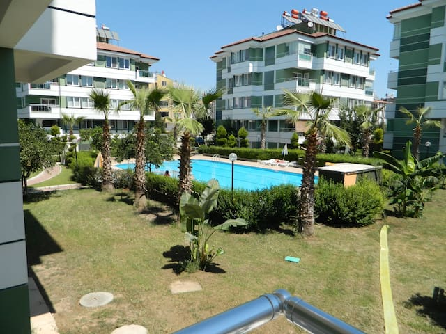 Doublex Flat with swimming pool! - Konyaalti - Apartment