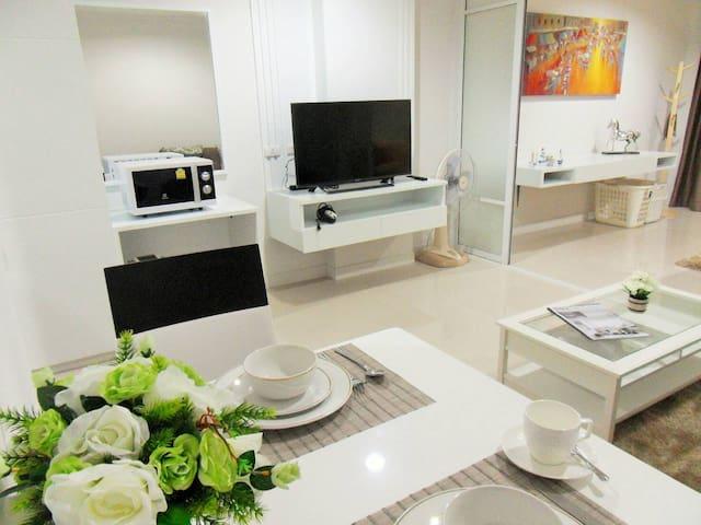 Appartement 2 pièces plein centre de Hua Hin