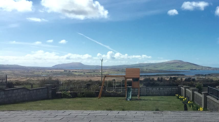 Room with a view over Valentia Is.