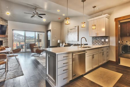 Incredible townhome near Park City w/ hot tub! - Heber City
