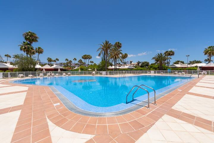 Bungalow with 3 bedrooms and terrace Maspalomas