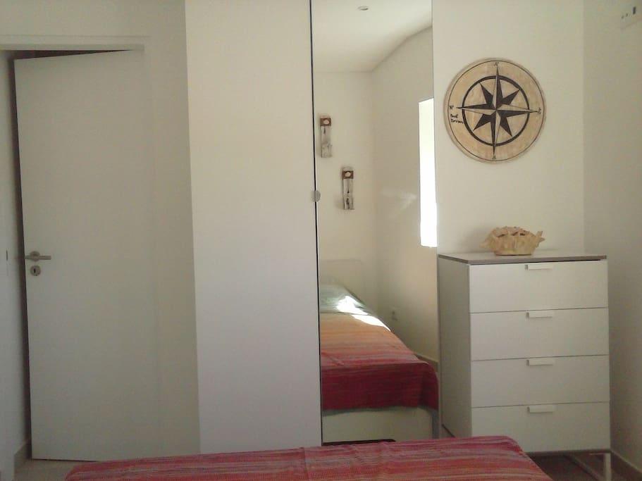 Closet quarto casal