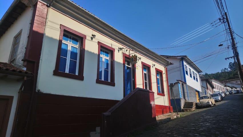 República Serigy, Centro Histórico de Ouro Preto.