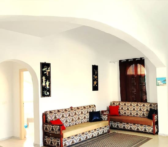 Lux-Jinene appartement Aghir