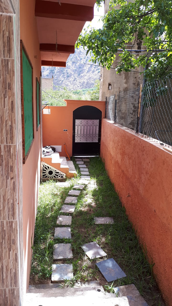 The best apartments of Ourika valley