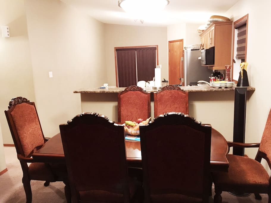 Shared Dining Space