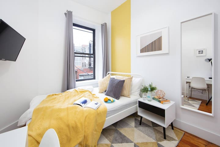 Sunny Private BR in Fort Greene Cumberland