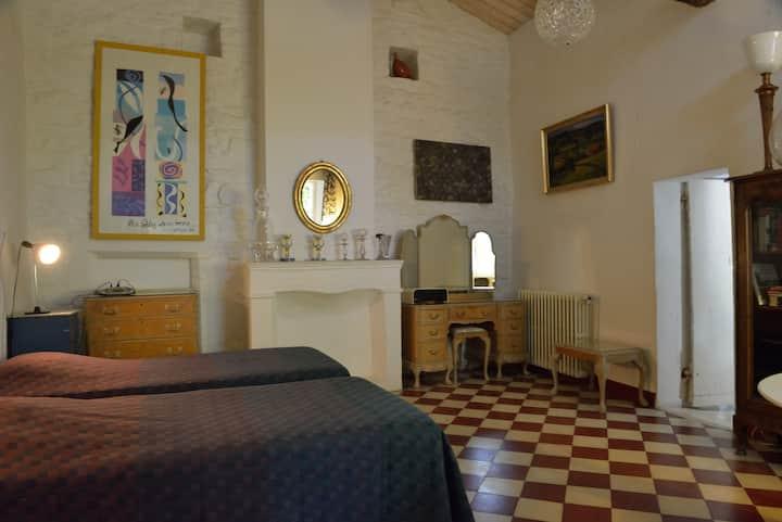 Charmante et authentique maison provençale