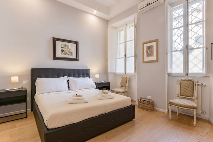Ripa Charming Apartment in Trastevere