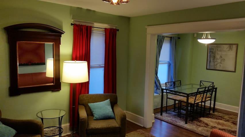 Takoma Harbor Guest House - Washington - Apartamento