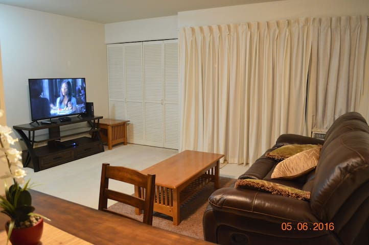 Convenient, Clean & Cozy Apartment - Aiea - Apartamento