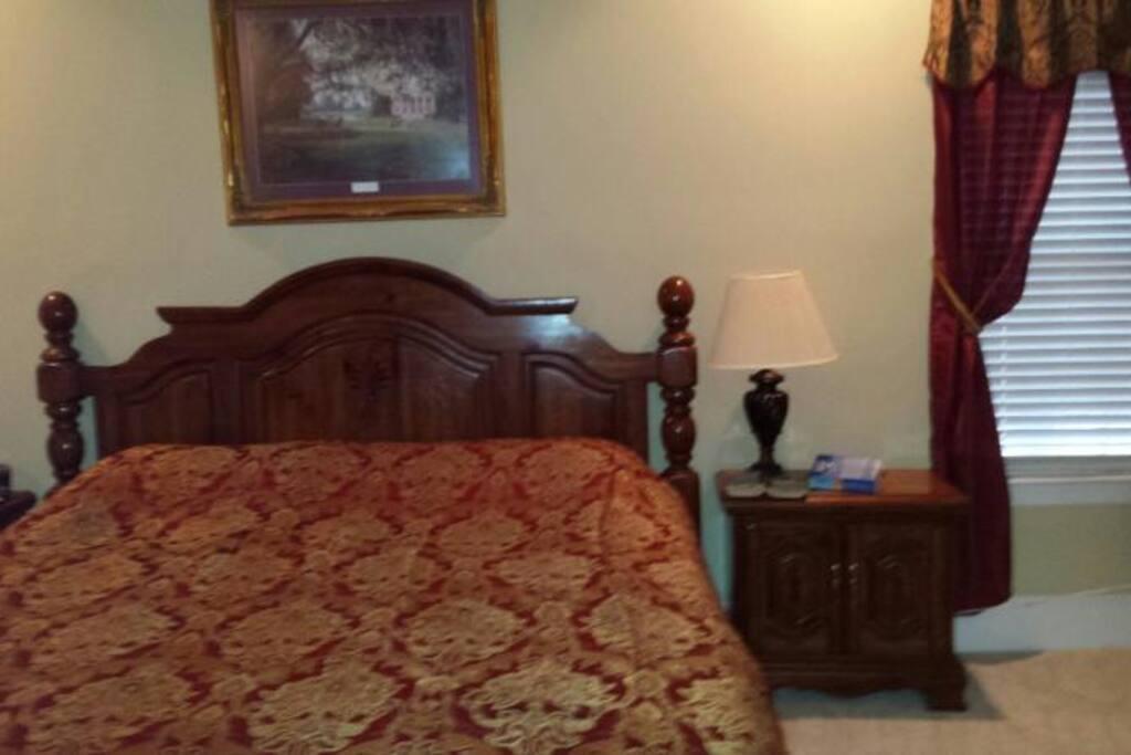 Master suite