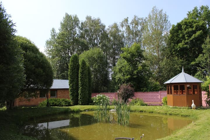 Гостевой дом - Тресковщина - House