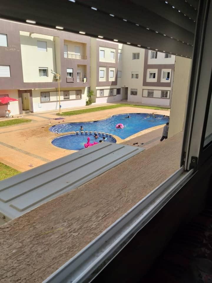Magnifique  appartement Saidia beach
