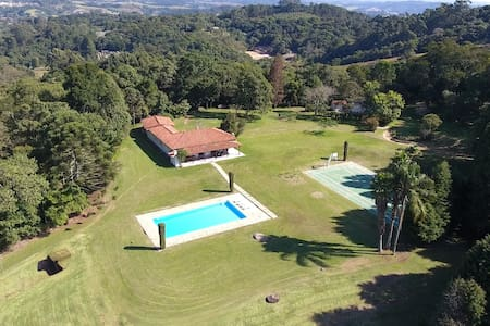 Delightful house in Vila Darcy Penteado-VillaRossa