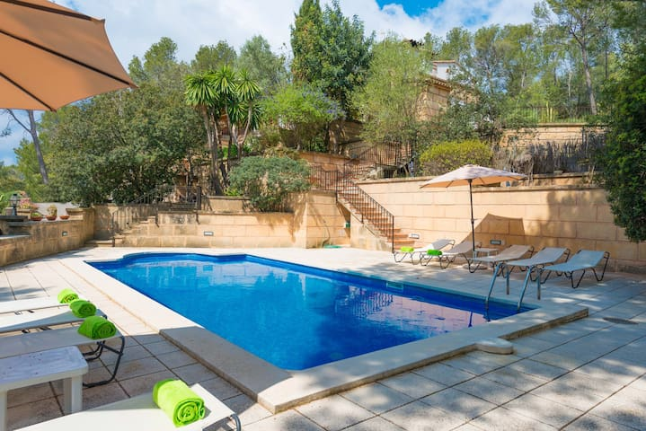 CAN PERE VELL - Villa for 10 people in Andratx.