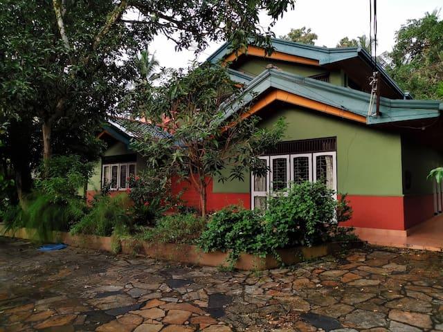 Nature Villa Thalawathugoda