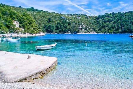 """Beach house """"Garma"""" , Island Šolta - Otok Šolta - House"""