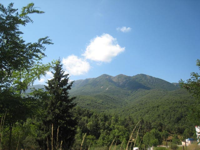 Descanso en Naturaleza,Energia, Respira,Disfruta - Sant Sadurní d'Osormort - Gästehaus