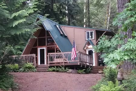 Love Shack Getaway - Packwood - Cabanya