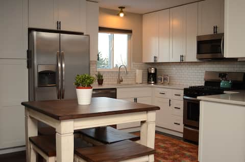 Friendly and Updated Home | Unit A