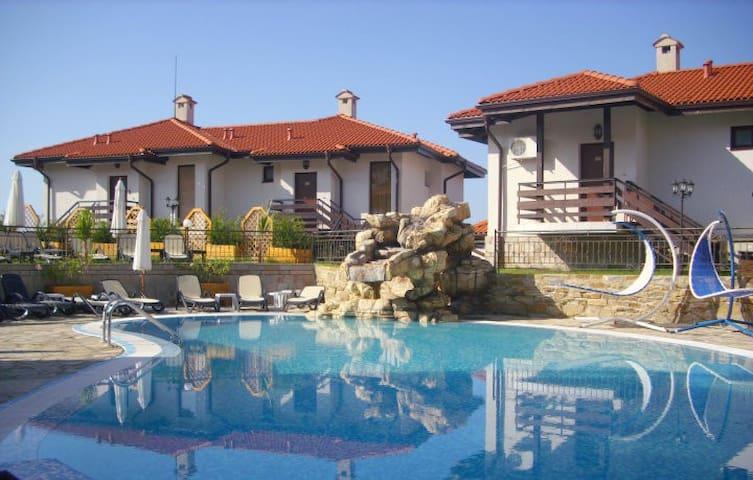 Luxury Villa on Sunny Beach, Bulgaria - Kosharitsa - Apartmen