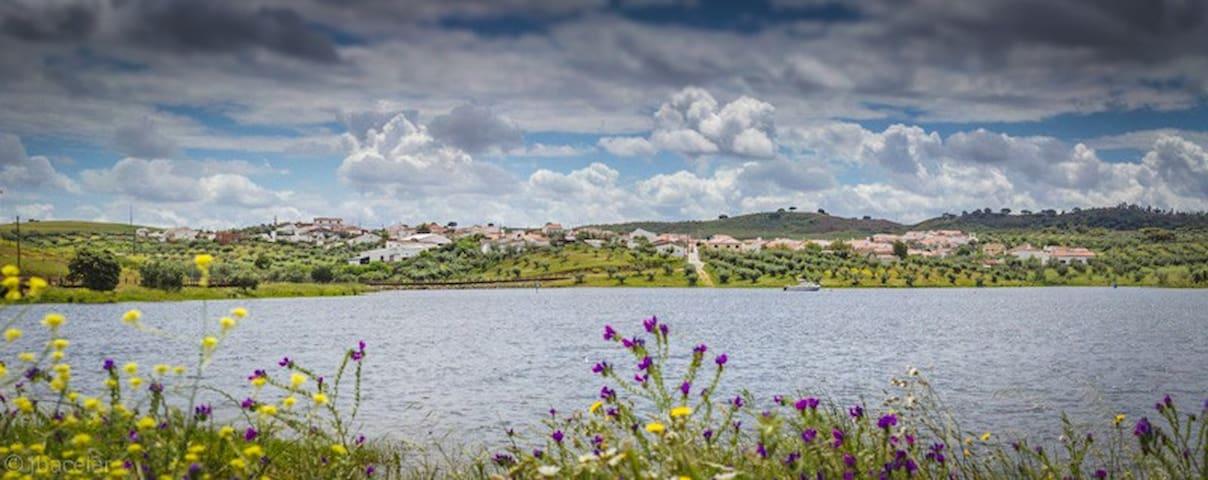 Casa de Férias - Lago Alqueva e Serra de Portel