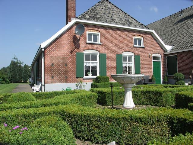 Vakantieboerderij De Nieuwe Brusse - Aalten - Rumah