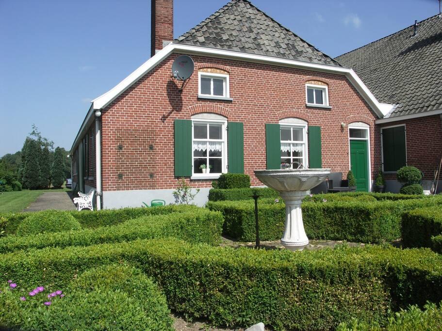 Vakantieboerderij de nieuwe brusse vakantieboerderij te for Woonboerderij te huur gelderland