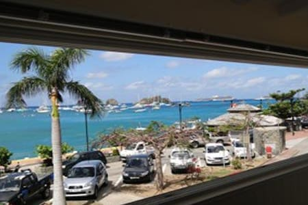 Villa WV OSS - Located at the entrance of Gustavia overlooking the harbor - Gustavia