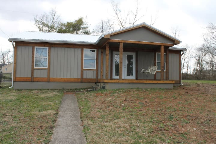 Springwood Cottage in the heart of the Bluegrass.