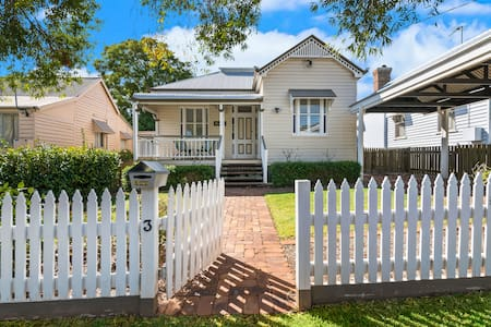 Bardon Cottage in East Toowoomba