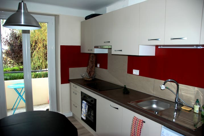 Bel appartement traversant de 83m2 - Rodez - Wohnung