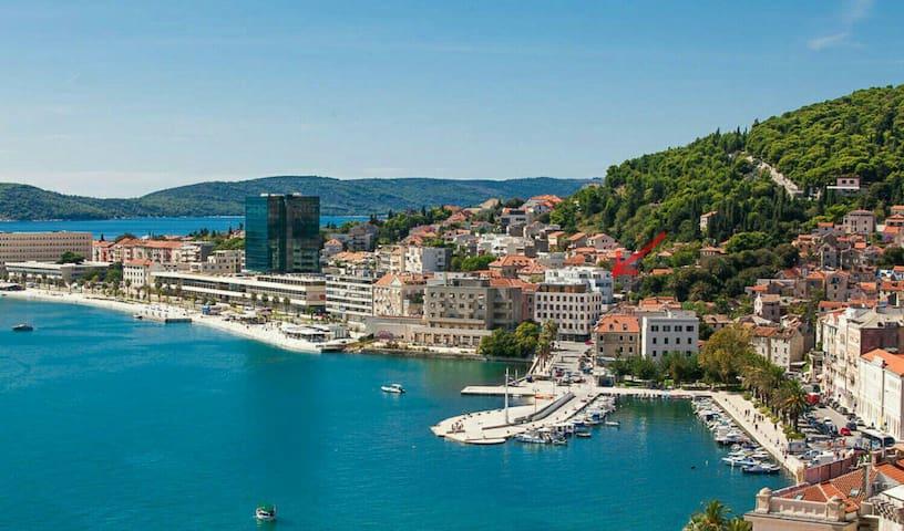 West Coast - Split - Appartement